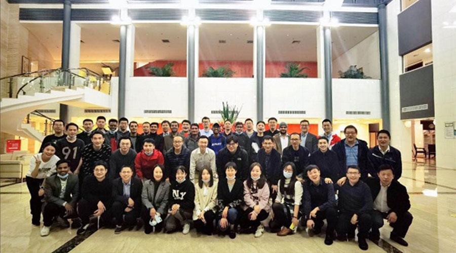 CPEC school-enterprise cooperation