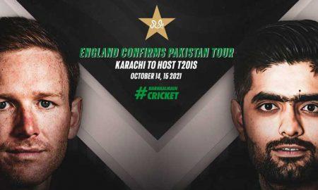 England Pakistan