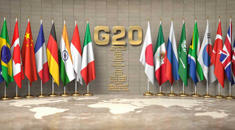 G20 debt