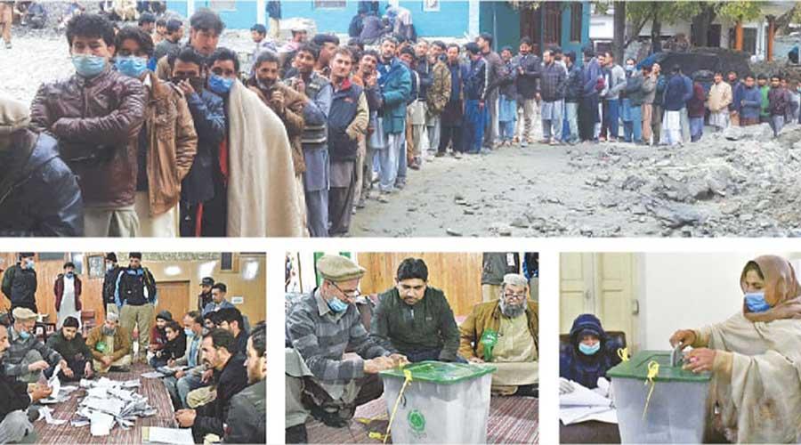 Gilgit-Baltistan Election