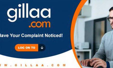 Gillaa complaint