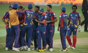Karachi Kings final
