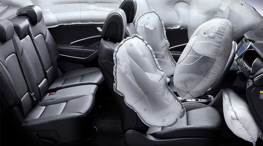 LHC airbags