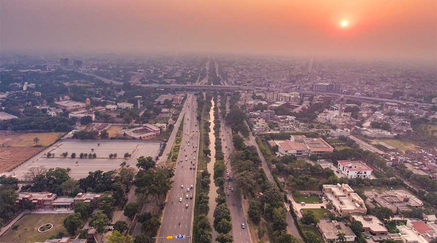 Lahore two districts