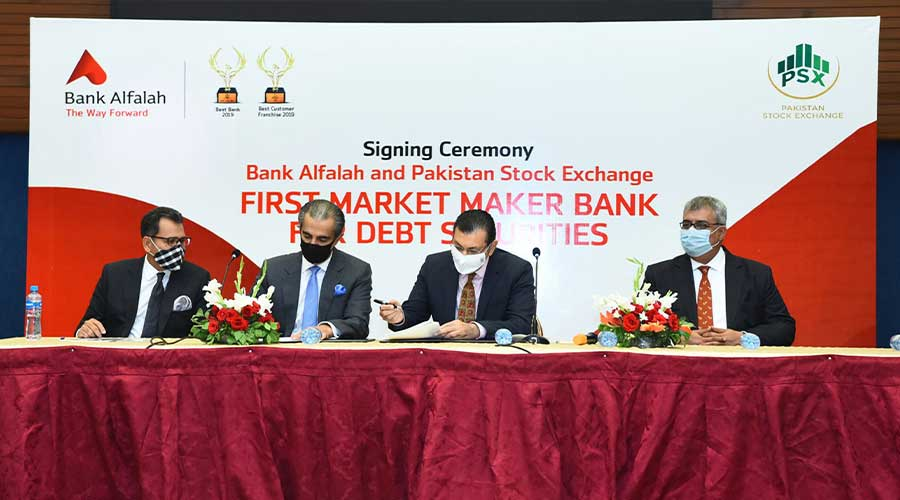 Market Maker Bank Alfalah