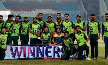 Pakistan Zimbabwe T20I