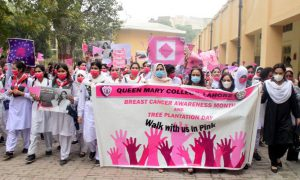 Pakistan breast cancer
