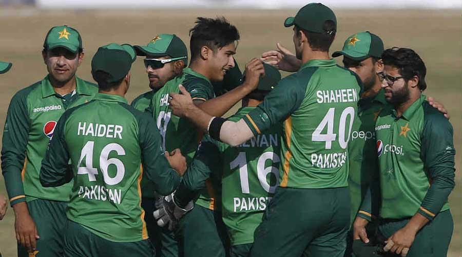 Pakistan squad COVID-19