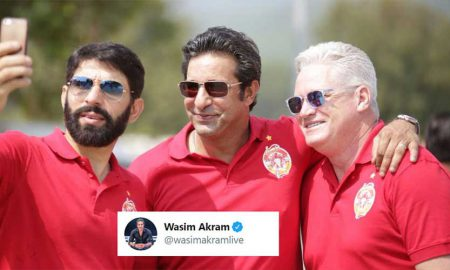 Wasim Akram Dean Jones