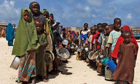 World Food famine