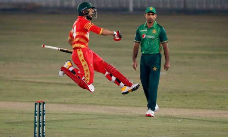 Zimbabwe Super Over