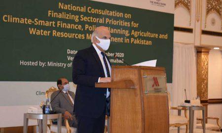 pakistan climate smart