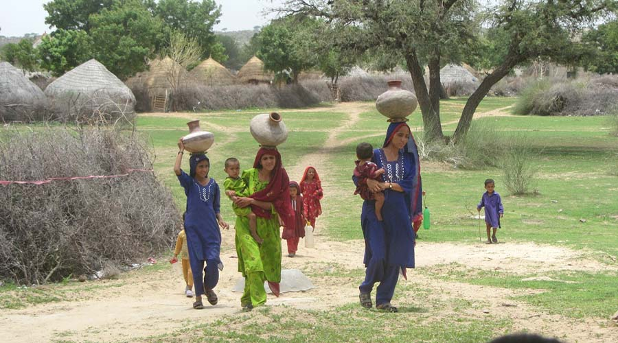 ActionAid Climate change Pakistan