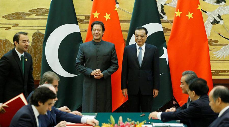 China Pakistan debt