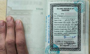 FIA fake visas