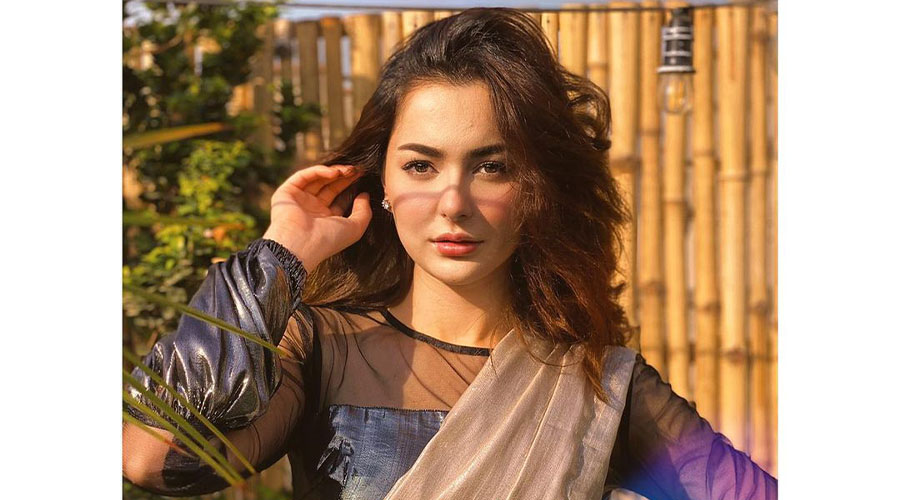 Hania Aamir Make up