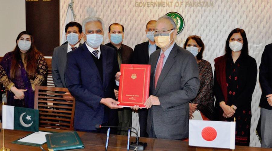 Japan Pakistan Covid-19