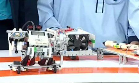 Karachi Students Robot Olympiad