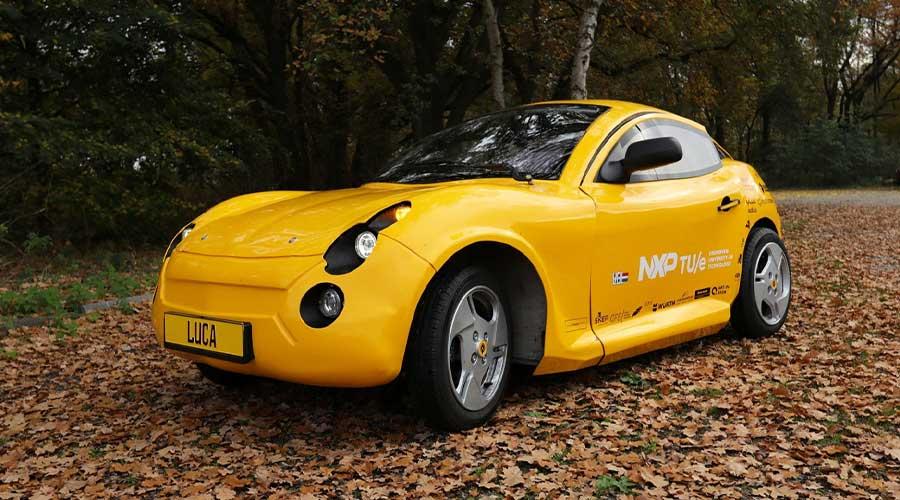 Luca Electric Car