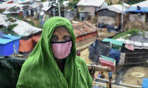 Oxfam vaccine poor