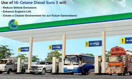 PSO Euro 5 Diesel