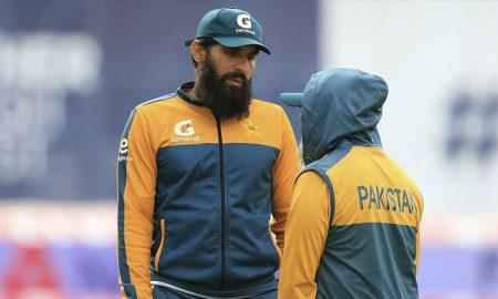 Pakistan Cricket isolation