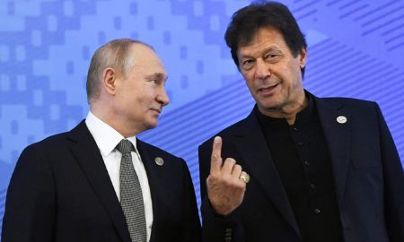 Pakistan Russia company Pipeline