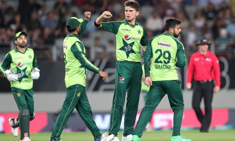 Pakistan T20I rankings