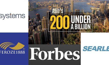 Pakistani companies Forbes