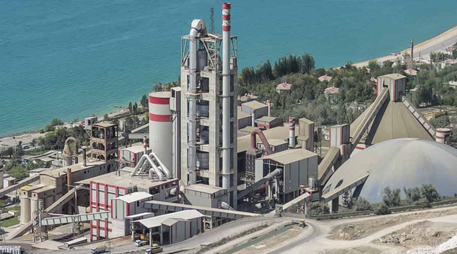 Punjab cement plants