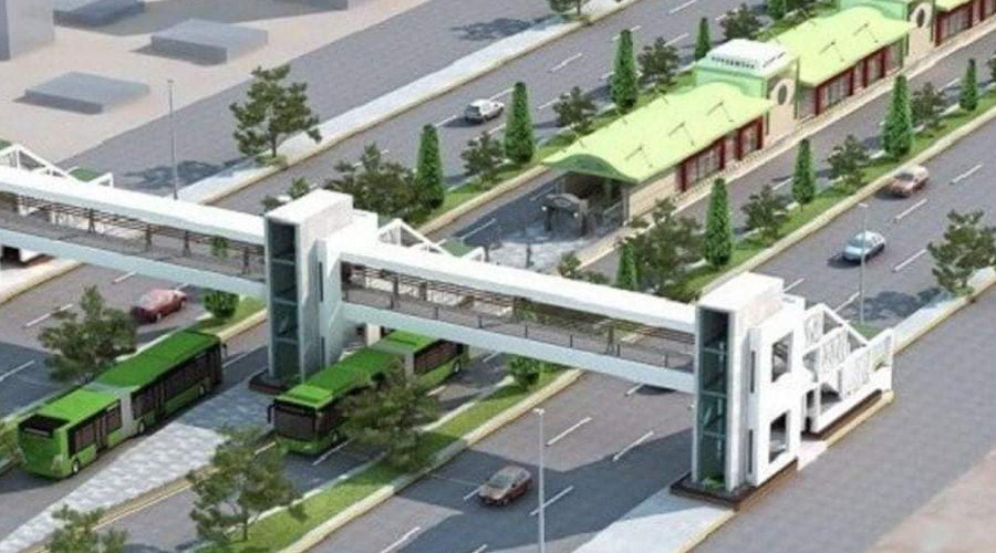 Red Line BRT