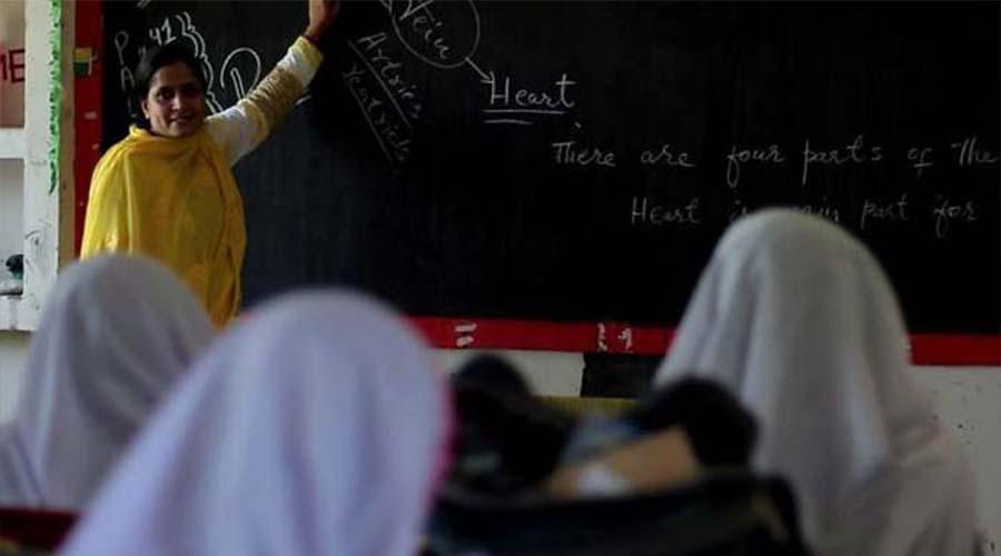 Sindh New Teachers