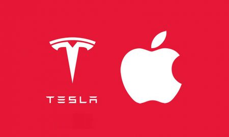 Tesla Apple