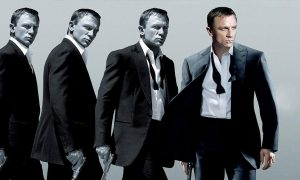 free James Bond