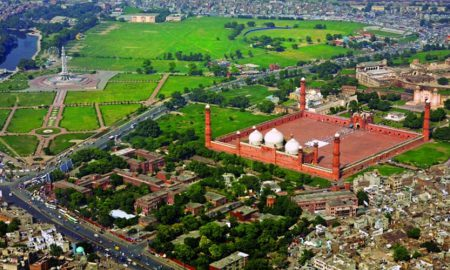 master plan for Lahore