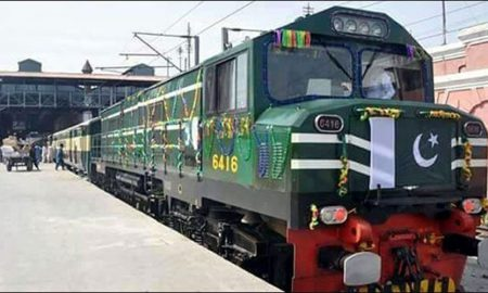 railway Pakistan Afghanistan