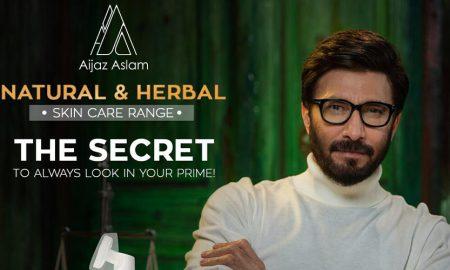 skincare Aijaz Aslam