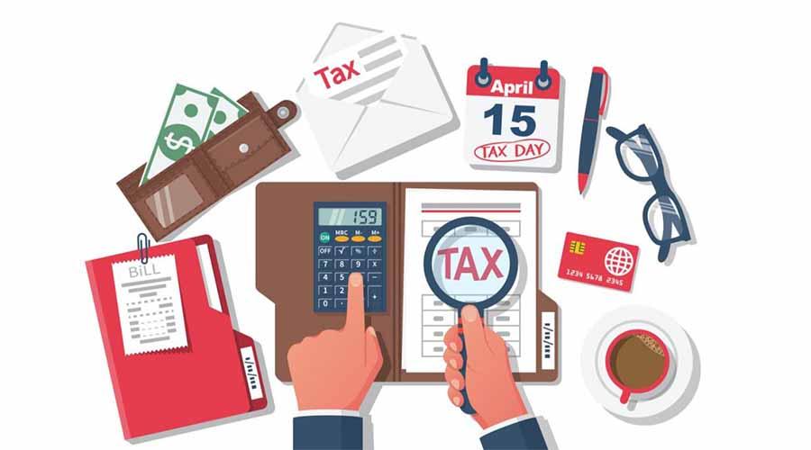 tax on online earnings