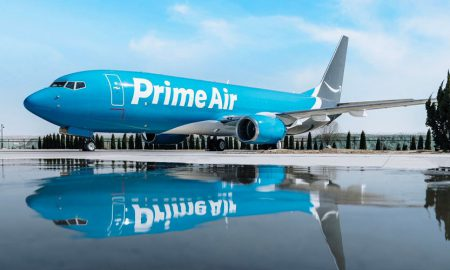 Amazon Air Boeing