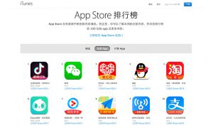 Apple China App Store