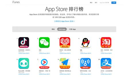 Apple China App Store