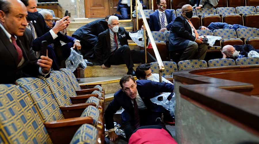 Capitol resignations