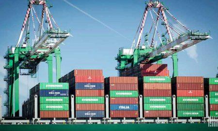 Exporters seaport