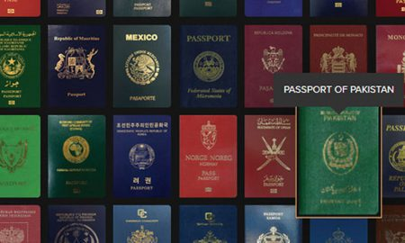 Henley Passport 2021