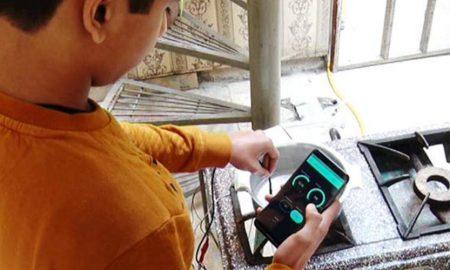IoT-enabled Geyser