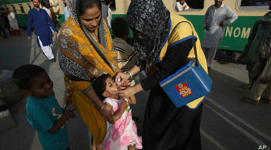 IsDB polio