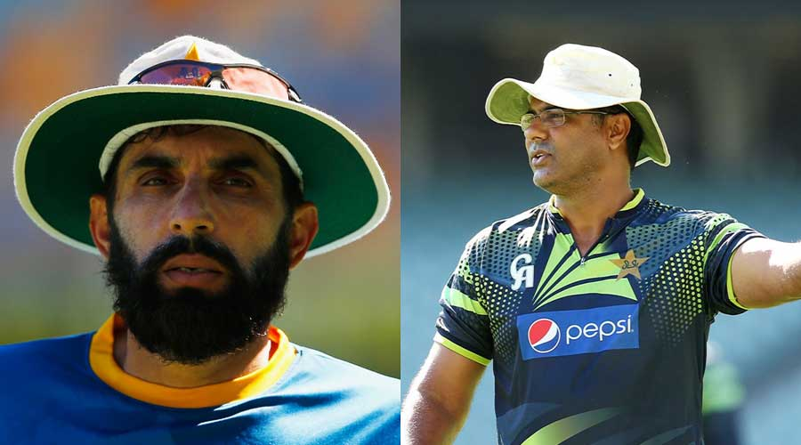 Misbah and Waqar