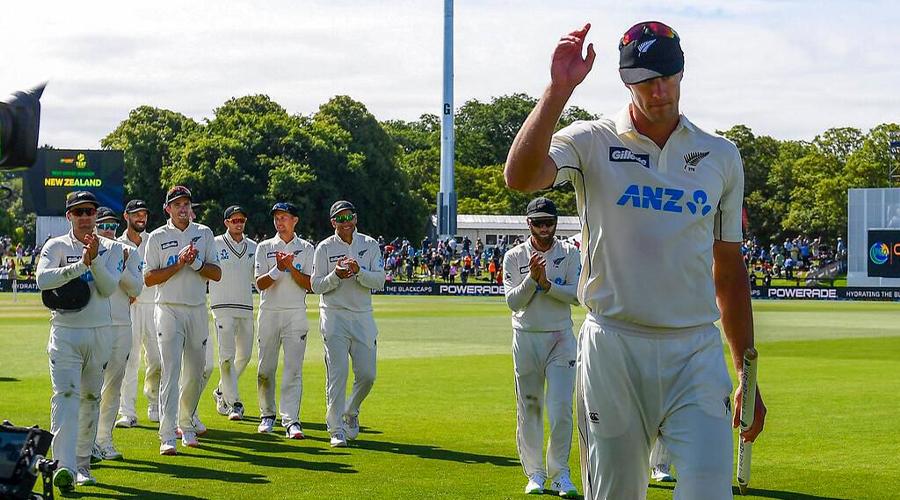 New Zealand top rankings