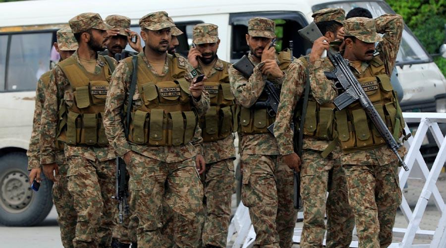 Pakistan Army Global Firepower