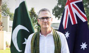 Pakistan Australia